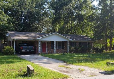 Hinesville Single Family Home For Sale: 132 Fowler Street