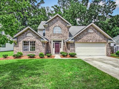 Savannah Single Family Home For Sale: 129 Heritage Way