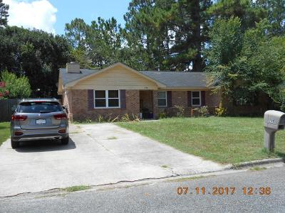 Hinesville Single Family Home For Sale: 290 Whitetail Circle