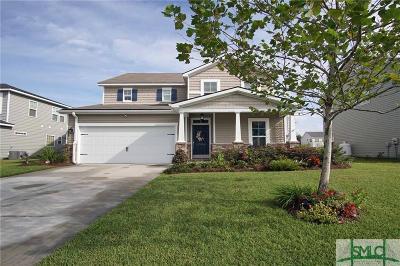 Savannah Single Family Home For Sale: 18 Salix Drive