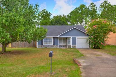 HINESVILLE Single Family Home For Sale: 604 Hampton Street