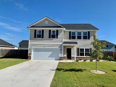 Hinesville Single Family Home For Sale: 1428 Evergreen Trail