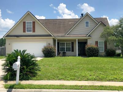 Rincon Single Family Home For Sale: 206 Discovery Lane