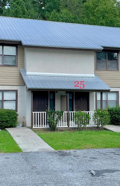 Hinesville GA Single Family Home For Sale: $57,400
