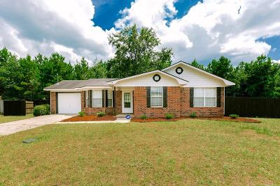 HINESVILLE Single Family Home For Sale: 128 West Kenny Drive