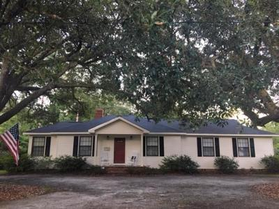 Jesup Single Family Home For Sale: 191 S Magnolia Drive