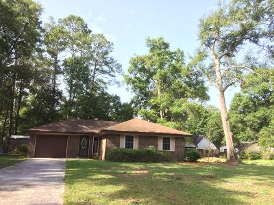 Hinesville Single Family Home For Sale: 601 Heritage Street