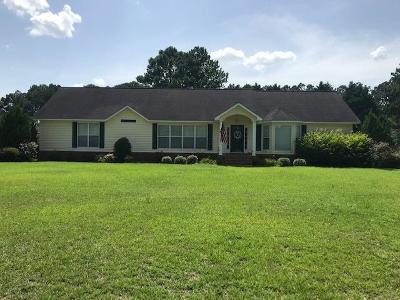 Glennville Single Family Home For Sale: 720 Merganser Circle