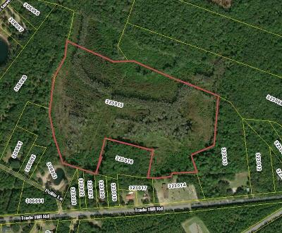 Residential Lots & Land For Sale: 29.47 Ac Trade Hill Road