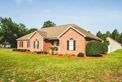 Jesup Single Family Home For Sale: 119 Rugglestone Drive