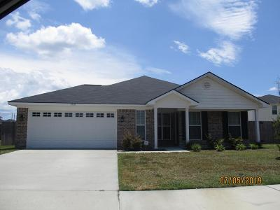 Hinesville Single Family Home For Sale: 1112 Creekside Circle