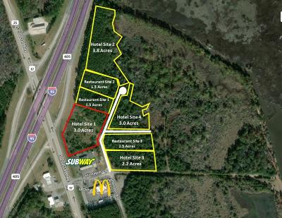 Residential Lots & Land For Sale: Hotel 1 South Newport Drive