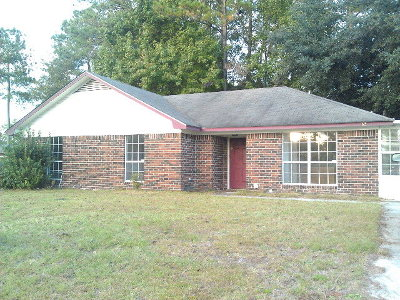 Hinesville Single Family Home For Sale: 65 Angie Street