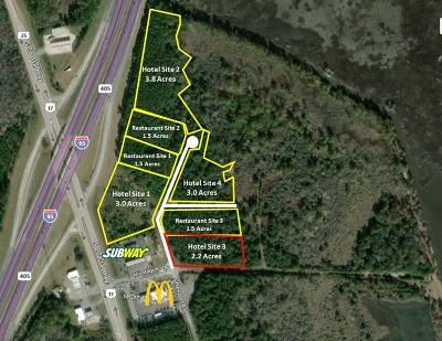 Residential Lots & Land For Sale: Hotel 3 South Newport Drive