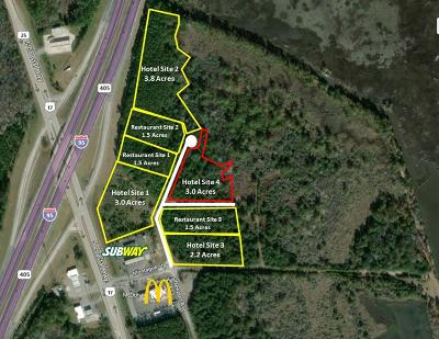 Residential Lots & Land For Sale: Hotel 4 South Newport Drive