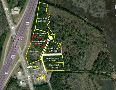 Residential Lots & Land For Sale: Site 1 South Newport Drive