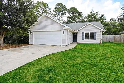 Hinesville Single Family Home For Sale: 923 Pineland Avenue