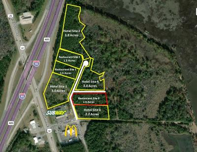 Residential Lots & Land For Sale: Site 3 South Newport Drive