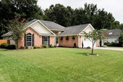 Richmond Hill Single Family Home For Sale: 98 Ryan Drive