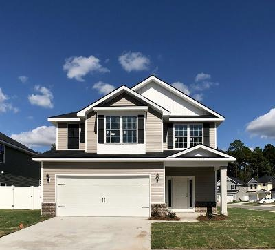 Hinesville Single Family Home For Sale: 1272 Cypress Fall Circle