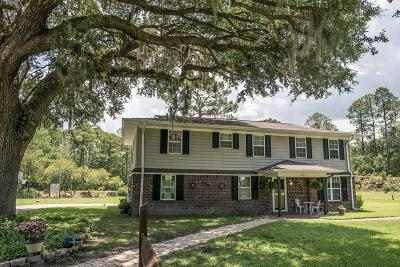 Allenhurst Single Family Home For Sale: 296 Henry Herbert Road