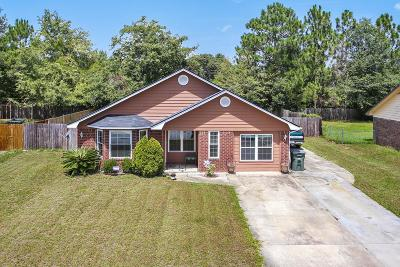Hinesville Single Family Home For Sale: 1247 Chinook Way