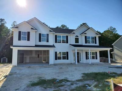 Richmond Hill Single Family Home For Sale: 100 Sugar Pine Drive