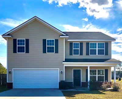Horse Creek Farms Single Family Home For Sale: 18 Clydesdale Court NE
