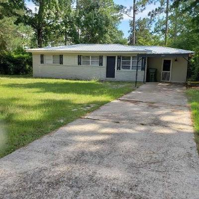 Jesup Single Family Home For Sale: 150 Ritch Drive
