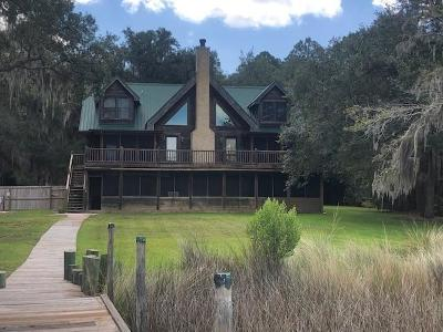 Townsend Single Family Home For Sale: 1193 Eagle Neck Drive
