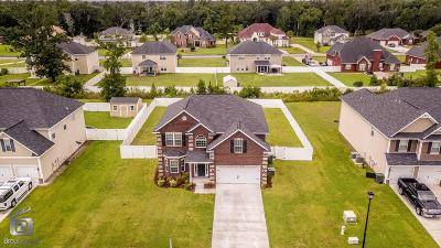Hinesville Single Family Home For Sale: 612 Red Oak Lane