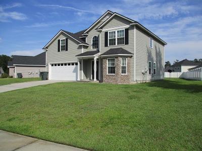 Hinesville Single Family Home For Sale: 911 Rachel Lane