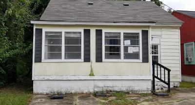 Single Family Home For Sale: 1512 Legrand Street