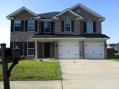 Midway Single Family Home For Sale: 158 Whitaker Way