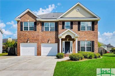 Richmond Hill Single Family Home For Sale: 64 Patton Road