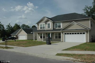 Single Family Home For Sale: 45 Robert Baker Court