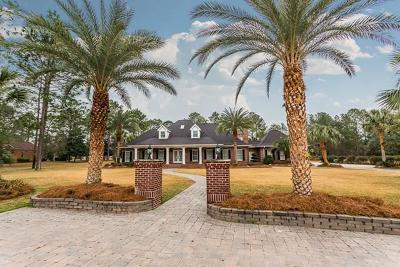 Jesup GA Single Family Home For Sale: $697,000