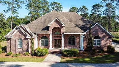 Jesup GA Single Family Home For Sale: $524,900