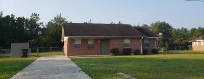 Hinesville Single Family Home For Sale: 296 W Kenny Drive