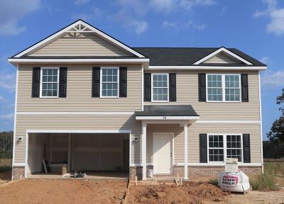 Ludowici GA Single Family Home For Sale: $207,975