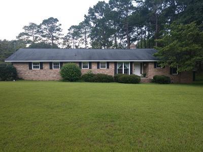 Glennville Single Family Home For Sale: 202 Sharon Street