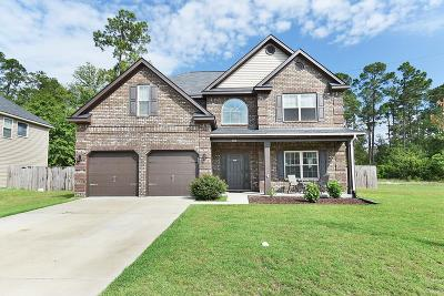Hinesville Single Family Home For Sale: 909 Blane Lane