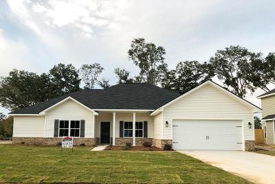 Ludowici GA Single Family Home For Sale: $213,100