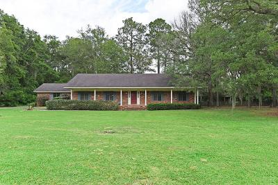Hinesville GA Single Family Home For Sale: $135,000