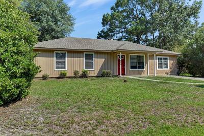Hinesville GA Single Family Home For Sale: $122,500