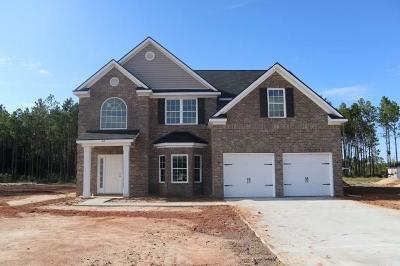 Ludowici GA Single Family Home For Sale: $249,995