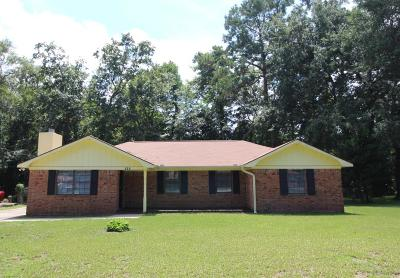 Hinesville GA Single Family Home For Sale: $119,999