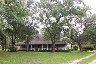 Single Family Home For Sale: 7715 Hwy 110 W