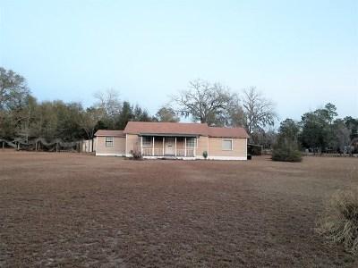 Jesup Single Family Home For Sale: 540 Killingsworth Road