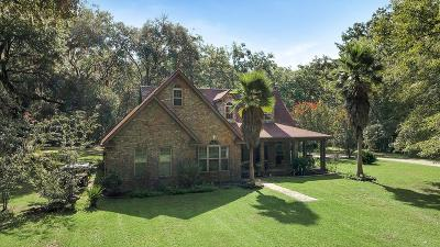 Midway Single Family Home For Sale: 183 Bagley Fussell Road